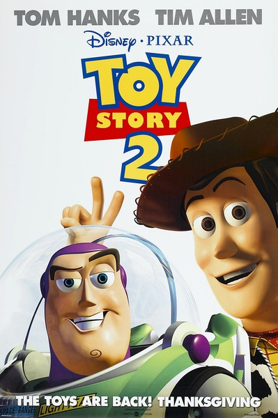 玩具总动员2(Toy Story 2)