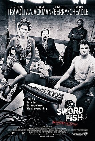 剑鱼行动 Swordfish (2001)
