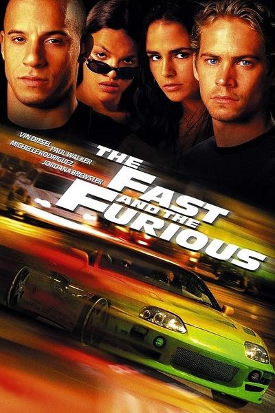 速度与激情 (The Fast and the Furious)