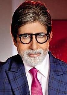 阿米达普·巴强 Amitabh Bachchan