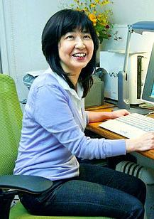 井上由美子 Yumiko Inoue
